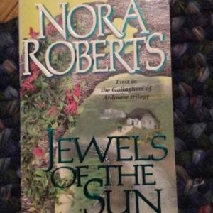 Other - Jewels in the Sun paperback novel by Nora Roberts.